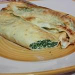 crepes con ricotta e spinaci