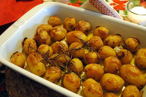 patate novelle al forno