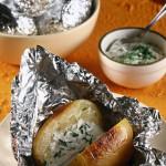 patate ripiene al cartoccio