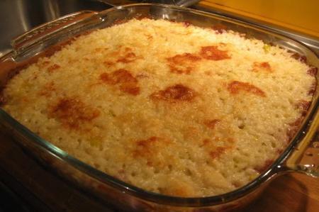 risotto al forno