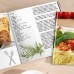 Se ami conservare le tue ricette di cucina, usa il fotolibro di Cewe