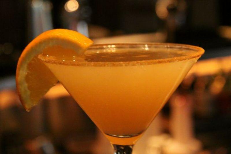 cocktail arancia vodka