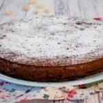 Ricetta della torta caprese fatta con il Bimby