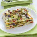 Ricetta delle lasagne vegetariane, light e estiva
