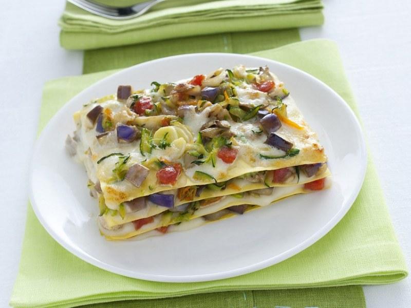 Ricetta delle lasagne vegetariane light e estiva for Ricette vegetariane