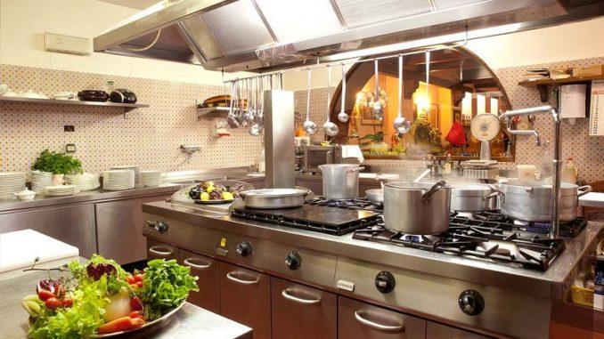 La cucina di un ristorante quali sono le regole da for I cucina niente regole