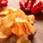 Ricetta per delle chips croccanti di patate